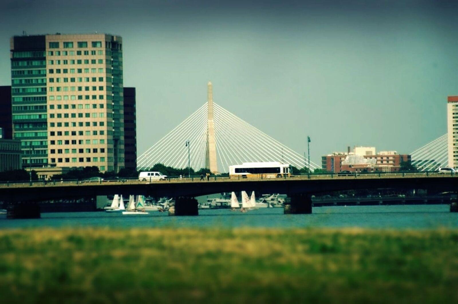 Boston Bridge by Ross Kenney