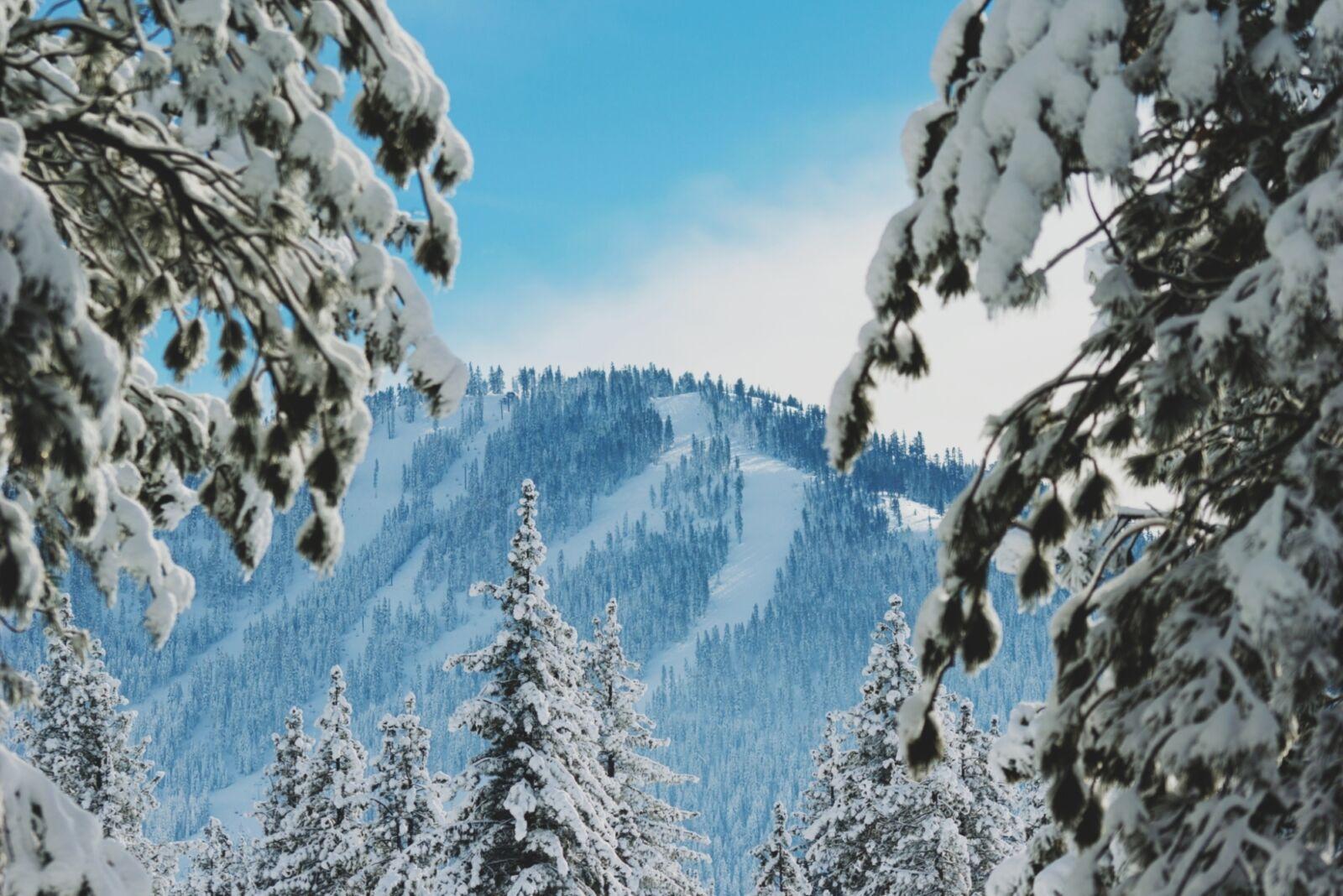 Snowy Mountain Zlg4Exvkgau